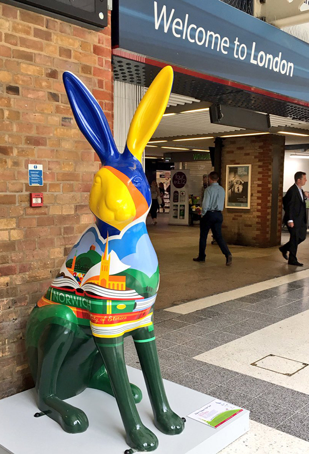 Hare Comes the Sun