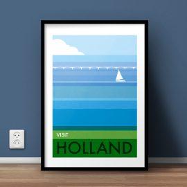 Visit Holland - Lakes