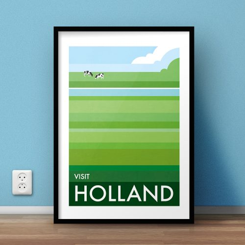 Visit Holland - Fields