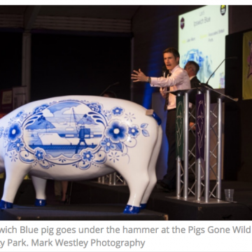 Pigs Gone Wild Auction