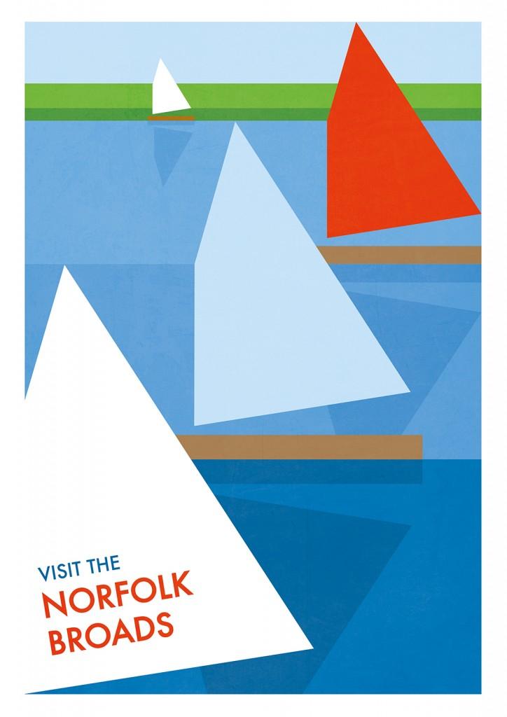 Norfolk Dinghies