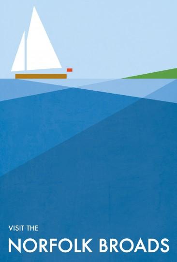 Norfolk Broads – Yacht