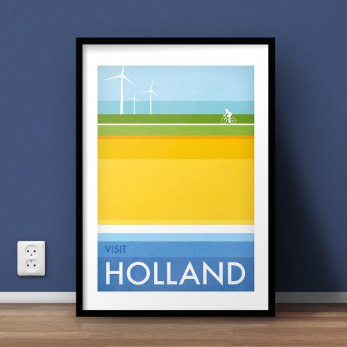 Visit Holland - Beach